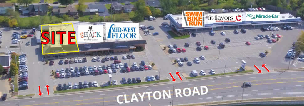 14808 Clayton Road, Chesterfield MO 63017